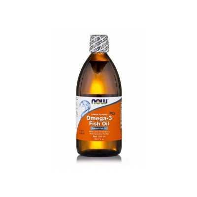 Now Foods Omega-3 Fish Oil 200 ml