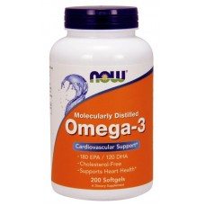 NOW Omega-3  200 soft