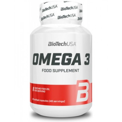 BioTech Omega 3 90 softgels