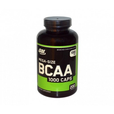 Optimum nutrition bcaa 1000 200 caps