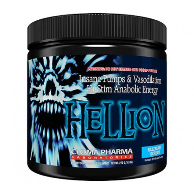 Cloma Pharma Hellion 270 g