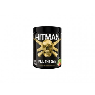 Swedish Supplement Hitman 500 g