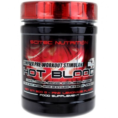 Scitec Nutrition Hot Blood 3.0 300 g