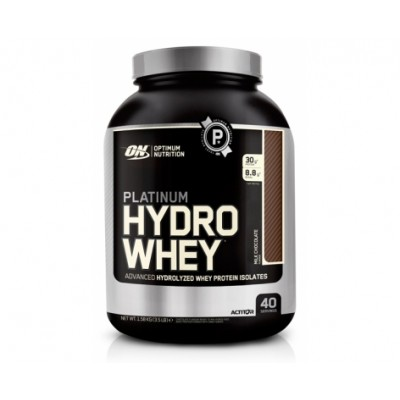 Optimum nutrition Platinum Hydrowhey 1.6 кг
