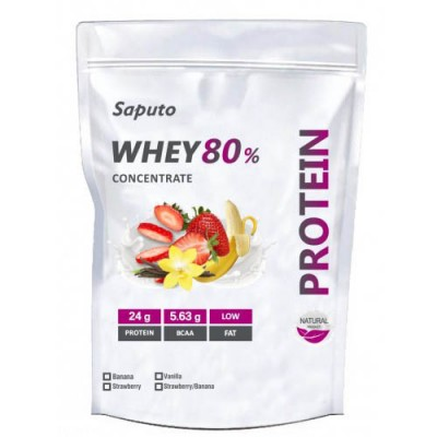 Saputo Whey Concentrate 80 2000 g