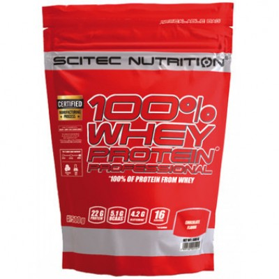 Scitec Nutrition 100% Whey Protein Professional 500 g