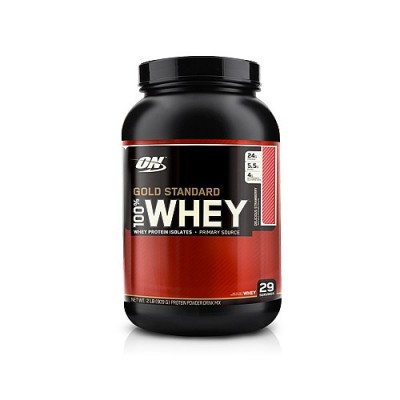 Optimum nutrition 100% Whey Gold Standard 0.9 кг