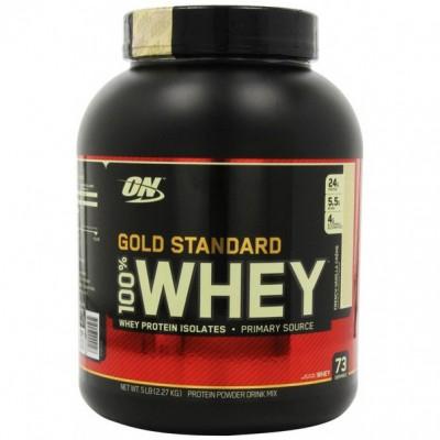 Optimum nutrition 100% Whey Gold Standard 2.27 кг
