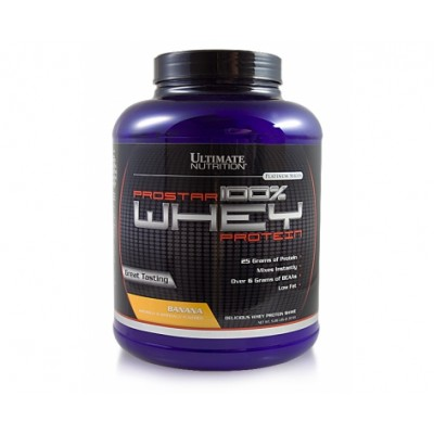 Ultimate Nutrition Prostar Whey Protein 2.39 kg