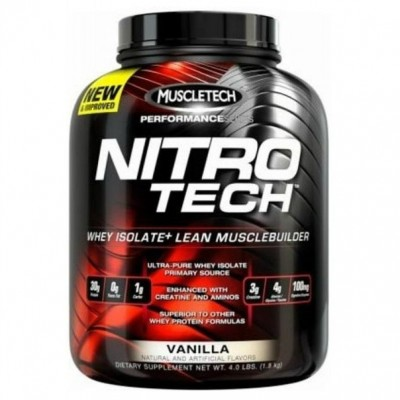 MuscleTech Nitro Tech Performance 1,8 kg