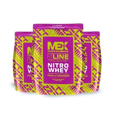 MEX Nutrition Nitro Whey 2,27 kg