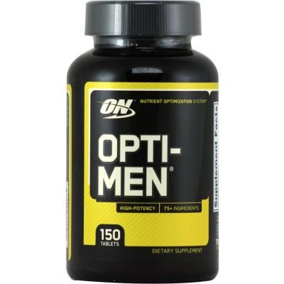 Optimum Nutrition Opti-Men 150 tabs