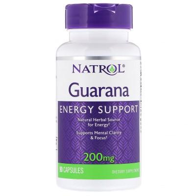 Natrol Guarana 90 caps