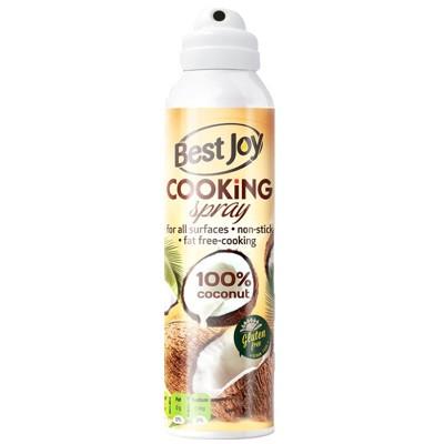 BEST JOY COOKING SPRAY 250 ML COCONUT