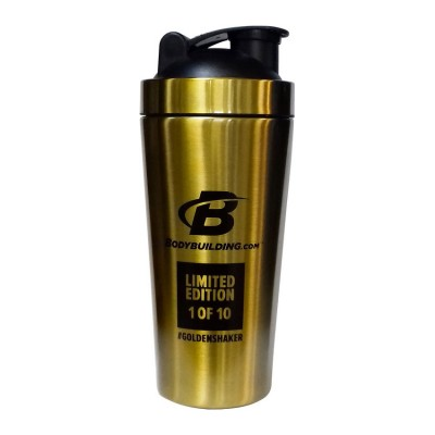 Bodybuilding.com Golden Shaker Limited Edition 750 ml