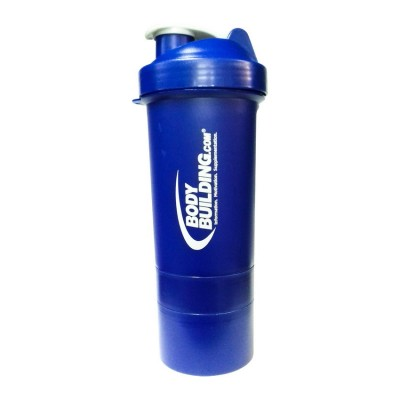 Bodybuilding.com Shaker 3 in 1 600 ml