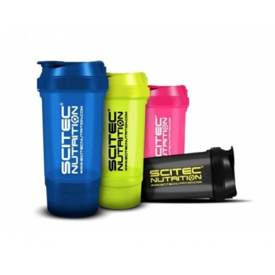 Scitec Nutrition Traveler Shaker 500 ml