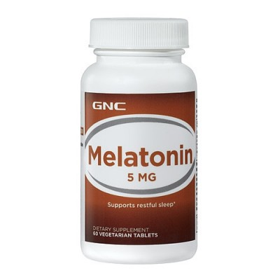 GNC Melatonin 5 60 tabs