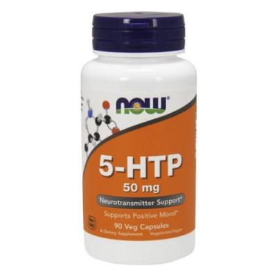 NOW 5-HTP 50 mg 90 caps