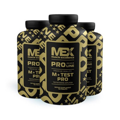 MEX Nutrition	M-Test Pro 150 tabs