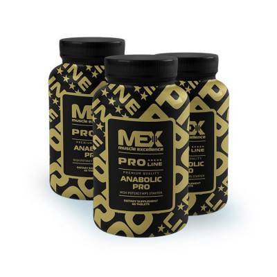 MEX Nutrition	Anabolic Pro 60 tabs