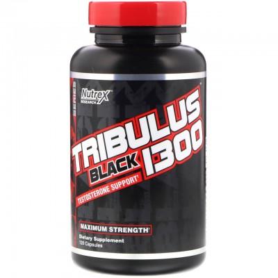 Nutrex Tribulus Black 1300 120 caps