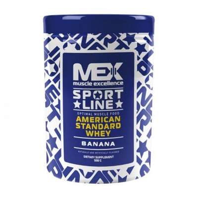 MEX NutritionAmerican Standard Whey 500 g