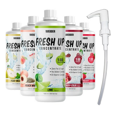 Weider Fresh Up Concentrate 1:80 1000 ml