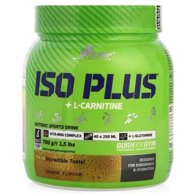 OLIMP Iso Plus + L-Carnitine700 g