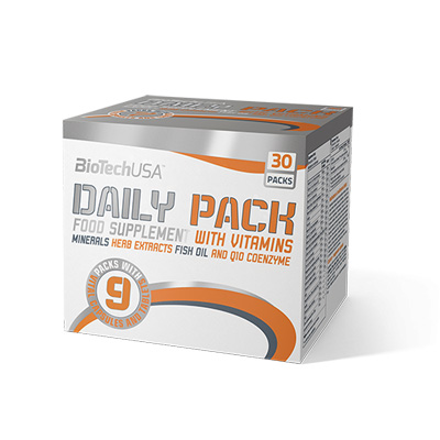 BIOTECH  DAILY 30 PACK
