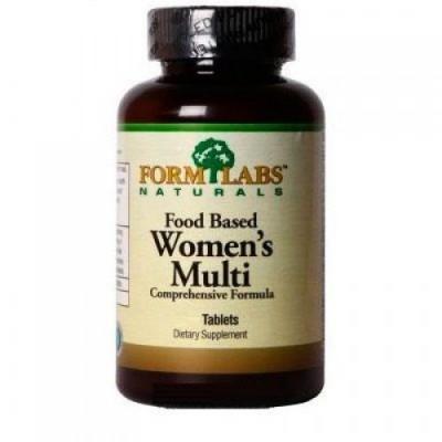 Form Labs Food Based Women's Multi 60 tab