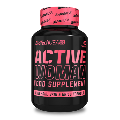 BioTech Active Woman 60 tabs
