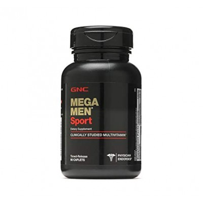 GNC Mega Men Sport 90 caps