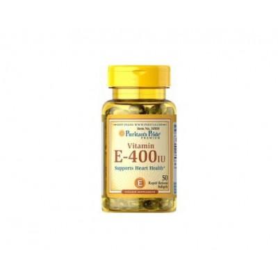 Puritans Pride Vitamin E-400 IU 100 soft