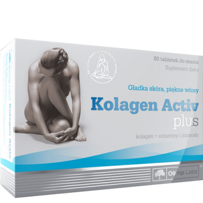 Olimp Kolagen Activ Plus 80 tablets