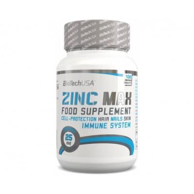 BioTech Zinc Max 100 tab