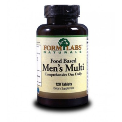 Form Labs Food Based Men's Multi 60 tab