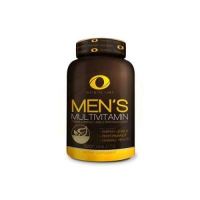 Infinite Labs Men's Multi Vitamin 120 tabs