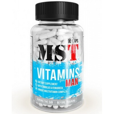 MST Vitamin for MAN 90 caps