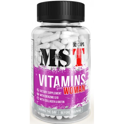 MST Vitamin for Women	90 caps